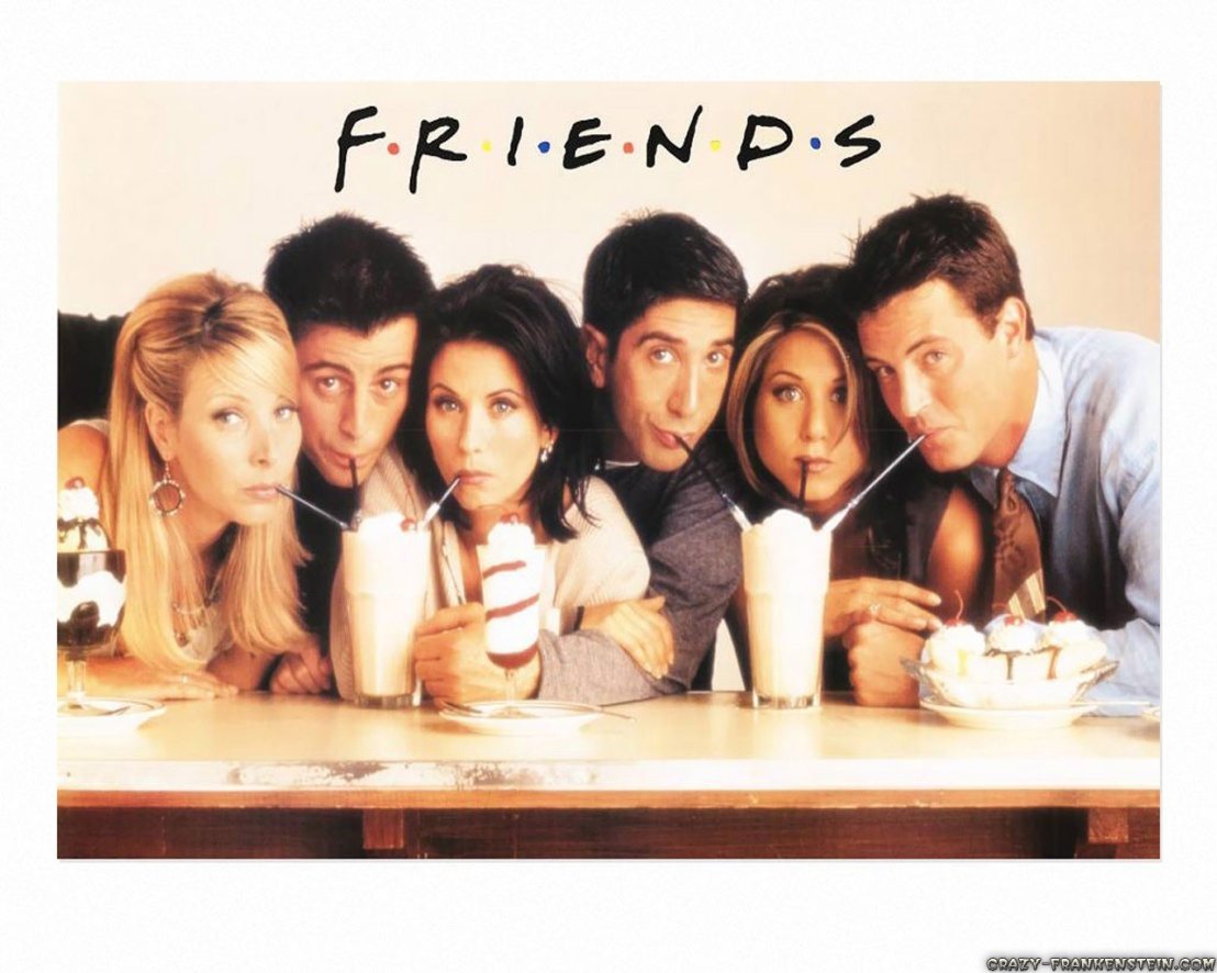 "Things You May Have Missed in the Show ""Friends"""