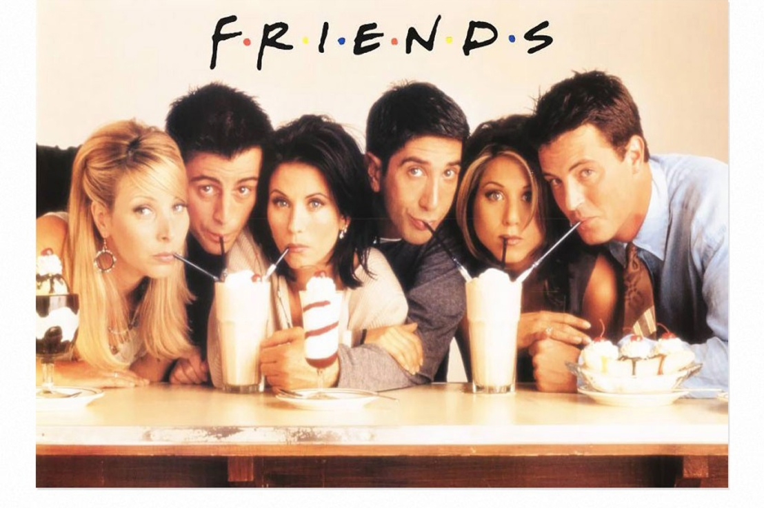 """Things You May Have Missed in the Show """"Friends"""""""