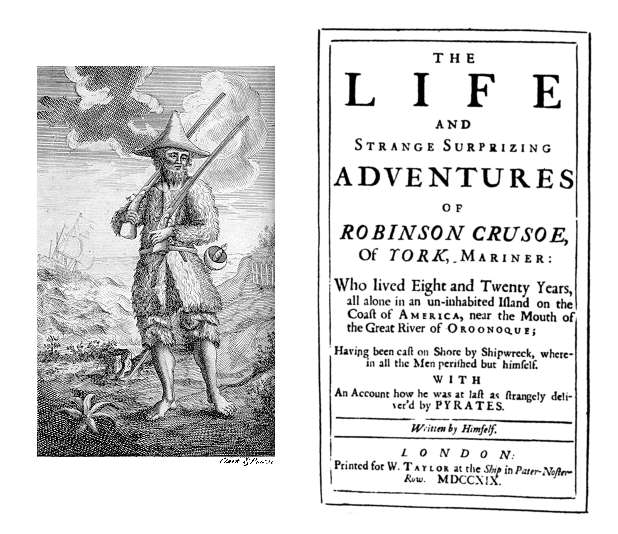 "If More Things Had Titles Like ""Robinson Crusoe"""