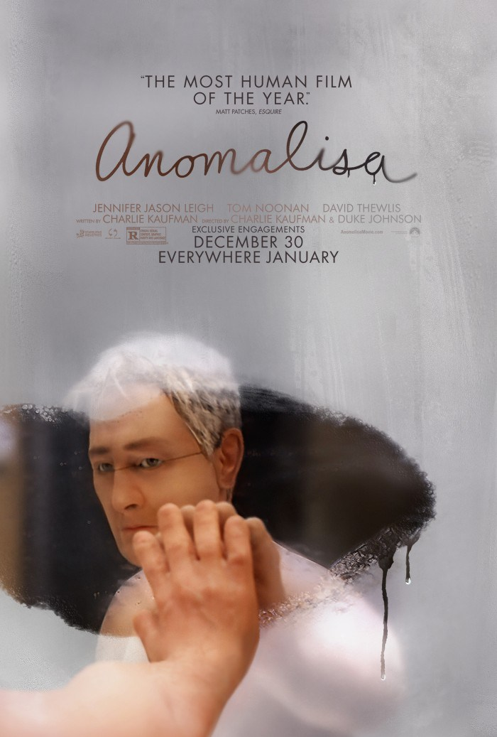 Anomalisa: Great Movie or Pretentious Crap?